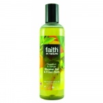 Gel de dus si spuma de baie cu grapefruit si portocala Faith in Nature 250 ml
