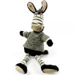 Jucarie din plus Zebra Goosey 36 cm