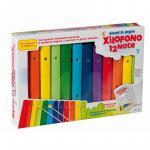 Jucarie lemn xilofon 12 note