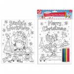 Set creativ Coloreaza propriul puzzle