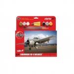 Kit constructie Airfix Grumman F4F-4 Wildcat