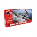 Kit constructie Airfix avion Fouga CM.170 Magister