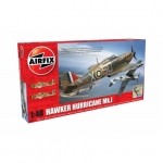 Kit constructie Airfix avion Hawker Hurricane Mk1
