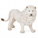 Leu alb  Figurina Papo