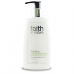Lotiune de curatare si purificare a fetei, cu rozmarin, Faith in Nature, 150 ml