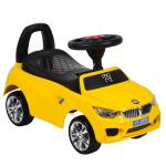 Masinuta fara pedale Ride&Go Model B Yellow
