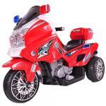 Motocicleta electrica cu doua motoare Police Hero Red