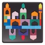 Orient puzzle magnetic