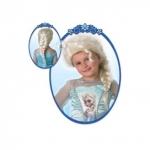 Peruca Elsa Rubies