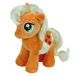 Plus licenta My Little Pony, APPLEJACK (18 cm) - Ty