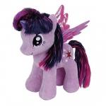 Plus licenta My Little Pony, TWILIGHT SPARKLE (18 cm) - Ty