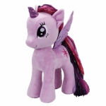 Plus licenta My Little Pony, TWILIGHT SPARKLE (27 cm) - Ty