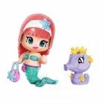 Figurine Pyp cu animale - Sirena si calut de mare