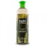 Sampon cu alge marine si citrice pt. toate tipurile de par Faith in Nature 400 ml