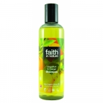 Sampon cu grapefruit si portocale pt. par normal sau gras Faith in Nature 250 ml