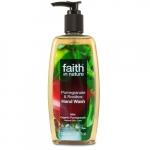 Sapun lichid cu rodie si rooibos Faith in Nature 300 ml