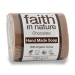 Sapun solid cu ciocolata Faith in Nature 100 g