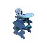 Scaun de masa Arti Betty J-D008 albastru/verde