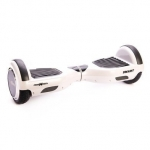 Scooter electric Hoverboard Freewheel Smart alb perlat