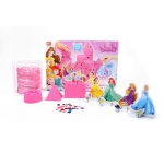 Set nisip kinetic Castelul Disney Princess - Canenco