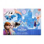 Set nisip kinetic Castelul, Frozen - Canenco