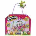 Shopkins - Puzzle mic 3D, 45 piese - Grafix