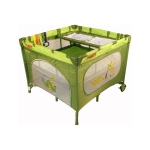Tarc de joaca Arti LuxuryGo verde girafa