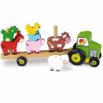 Tractor cu Animale