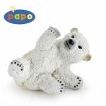 Ursulet polar jucaus figurina Papo