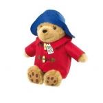 Ursuletul Paddington cu haina rosie 24 cm