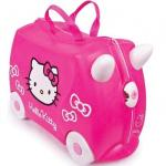 Valiza Trunki Hello Kitty