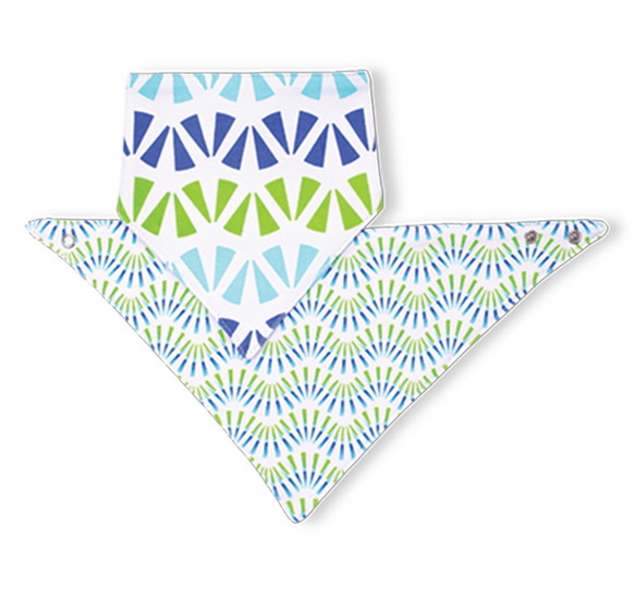 Baveta triunghi tip esarfa 2bucset 06