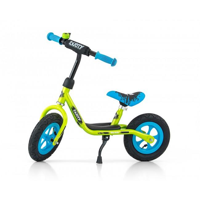Bicicleta fara pedale Dusty Green Blue