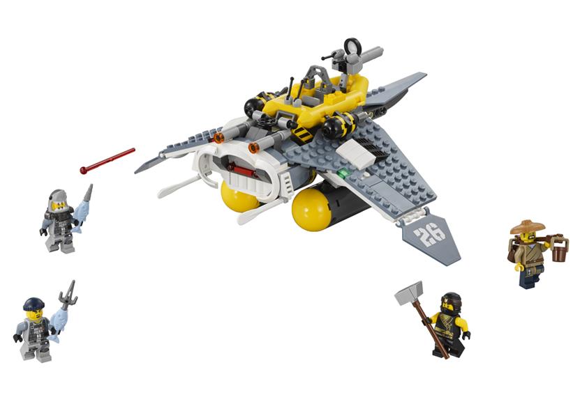 Bombardier Diavol de Mare (70609)