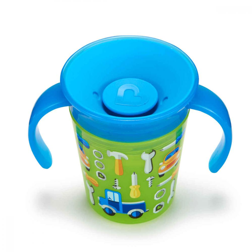 Cana Trainer Miracle Deco 6L+ Verde imagine