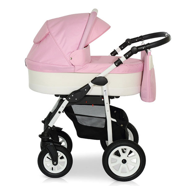 Carucior 3 in 1 Jet Pink