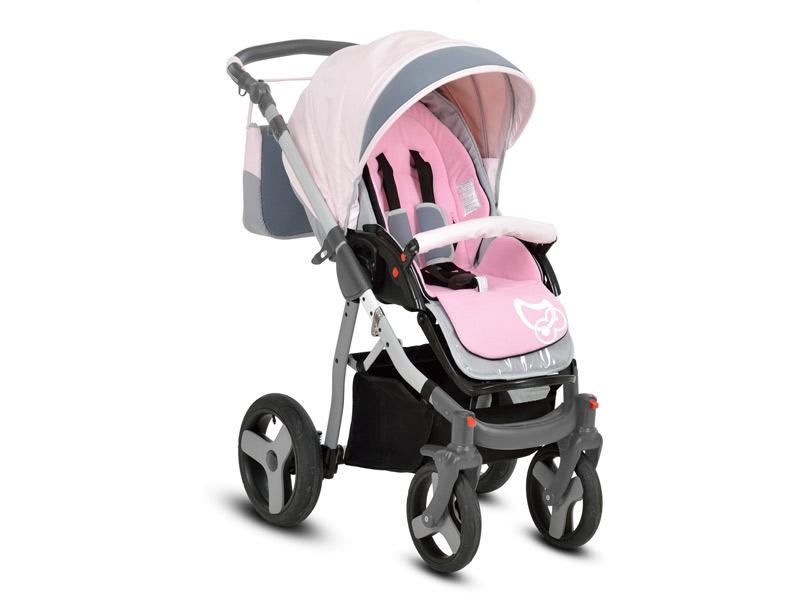 Carucior Copii 3 In 1 Mommy Roz