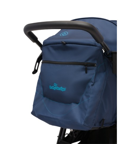 Carucior sport Baby Design Clever 03 blue 2017