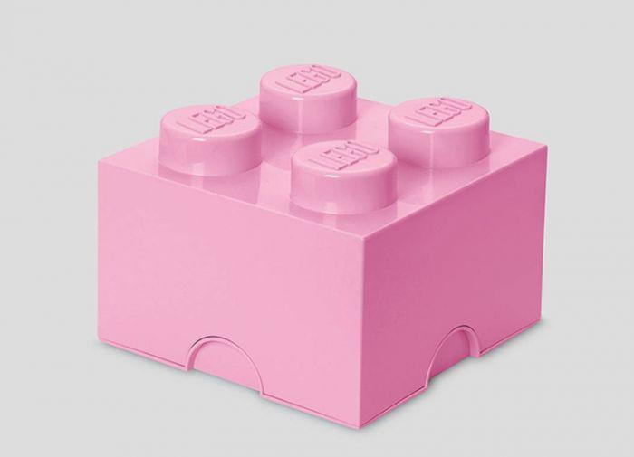 Cutie depozitare 2x2 roz