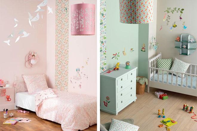 Decoratie camera copil stele