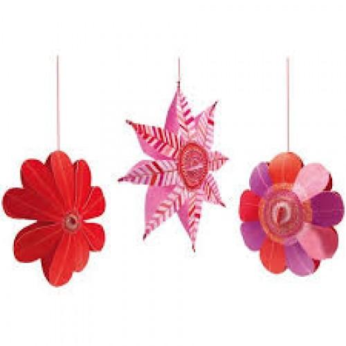 Decoratie camera copil flori Djeco