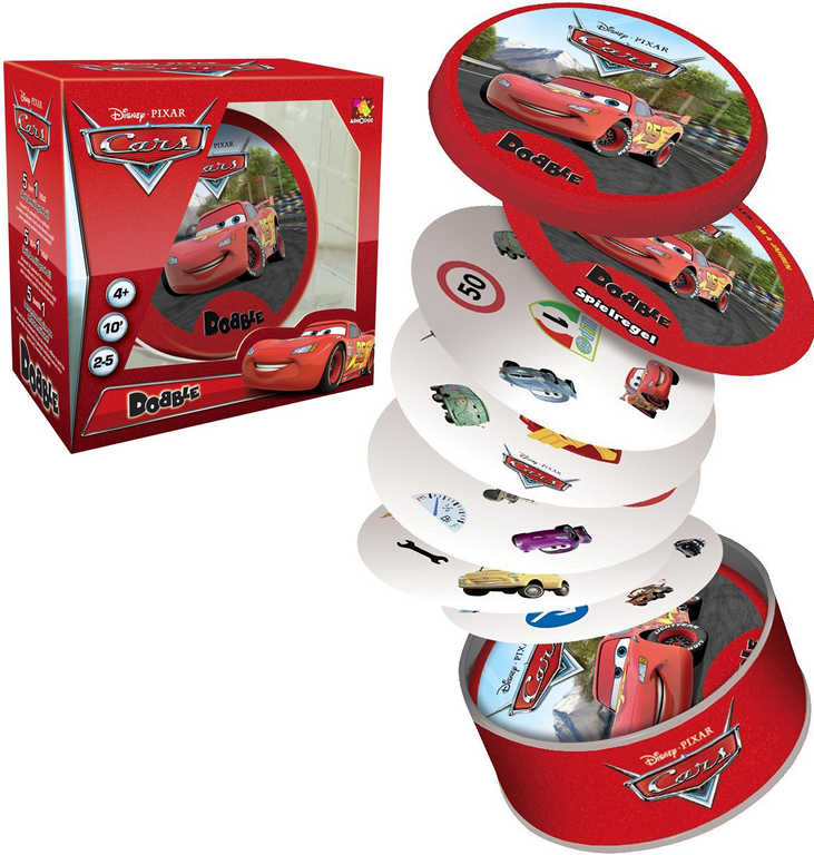Joc Dobble Cars