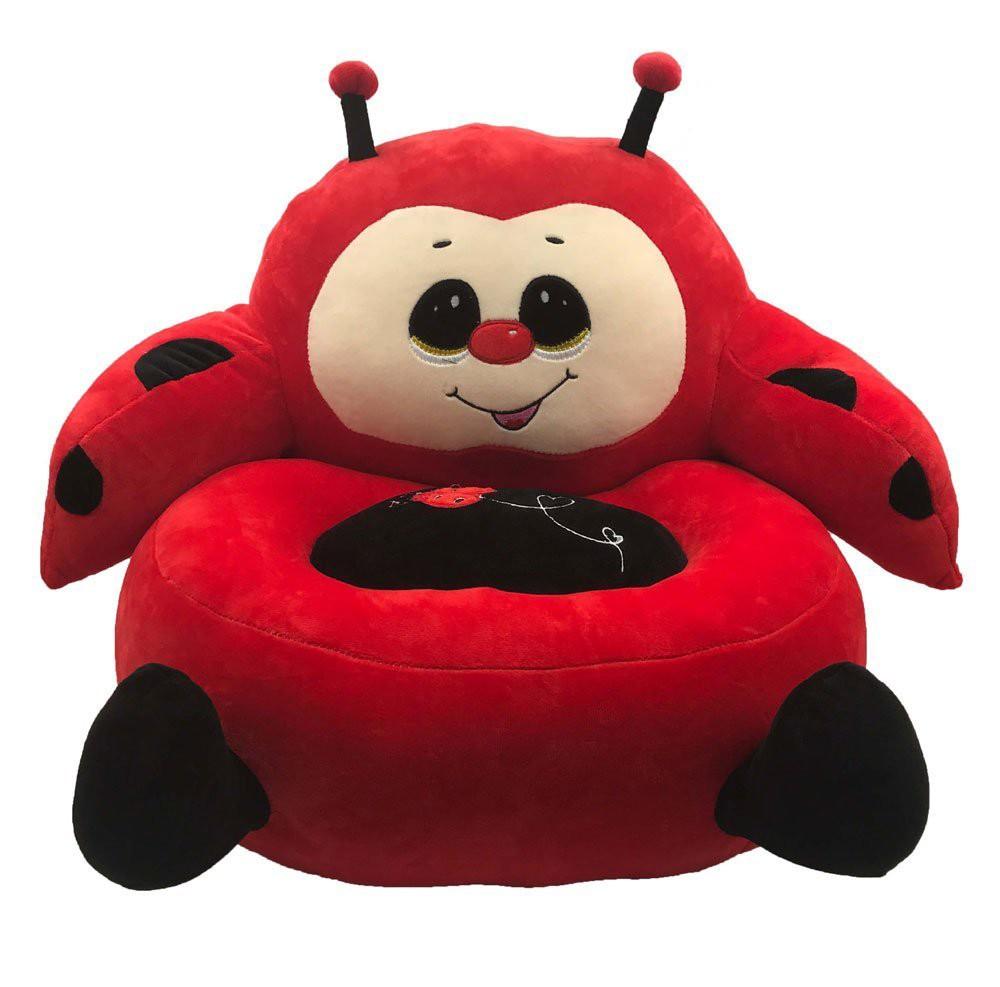 Fotoliu din plus Ladybug Helga