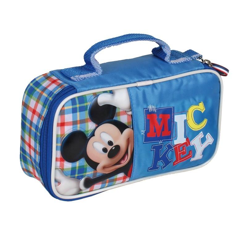 Geanta de pranz termoizolanta Mickey Mouse imagine