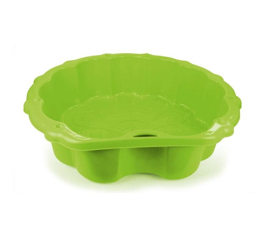 Ladita nisip Mochtoys Sandpit Green