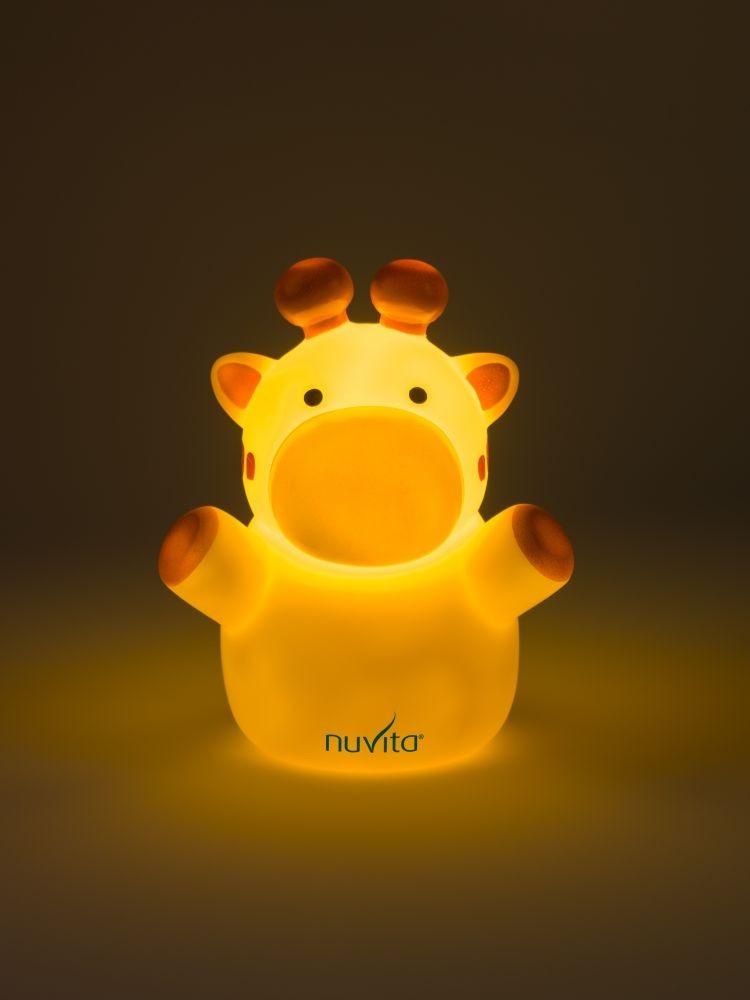 Lampa de veghe M Girafa 6605 Nuvita