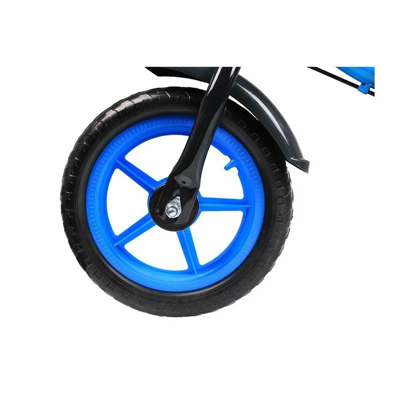 Bicicleta fara pedale Dan Plus Blue Chameleon