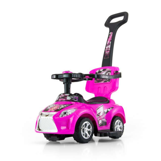 Masinuta Copii 3 In 1 Kid Pink