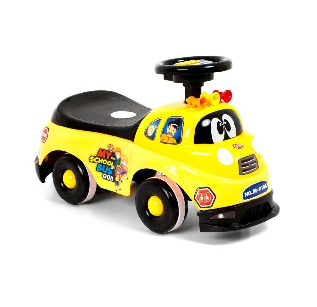 Masinuta fara pedale Police Yellow