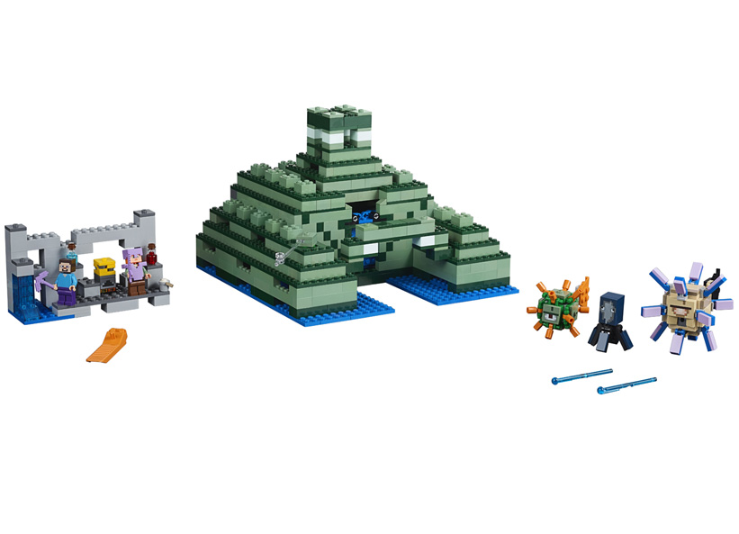Monumentul din ocean (21136)